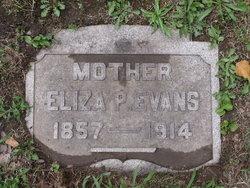 Eliza P. <i>Wilson</i> Evans