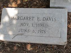 Margaret Elizabeth <i>Sharp</i> Davis