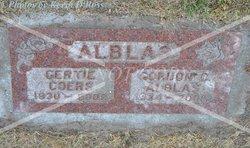 Geertjie Gertie Alblas