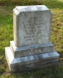 Ernest E. Bailey