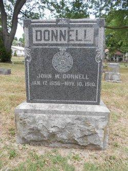 John W Donnell