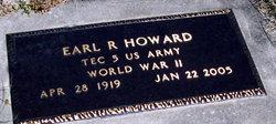 Earl R Howard