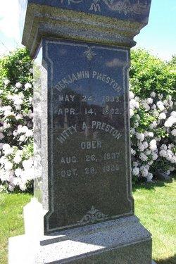 Benjamin Preston, Jr