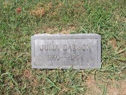 Julia Dawson