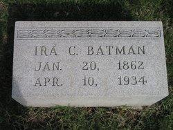 Ira Coleman Batman