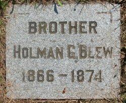 Holman G. Blew