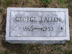 George Julius Allen