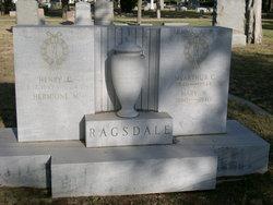 Mary W Ragsdale