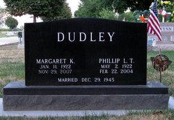 Margaret Katherine <i>Koger</i> Dudley
