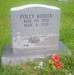 Pauline Susan Polly Biddix