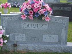 Virginia <i>Drinkard</i> Calvert