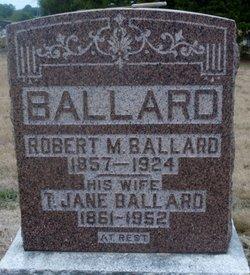 Robert Mitchell Ballard, Jr