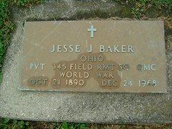 Jesse James Baker