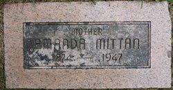 Amanda Matilda <i>Burson</i> Mittan
