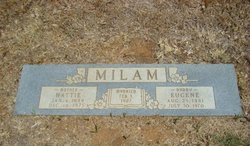 Hattie Frances <i>Allen</i> Milam