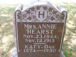 Annie Hearst