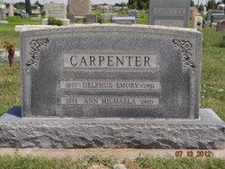 Delphus E. Carpenter