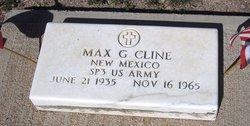 Max G Cline