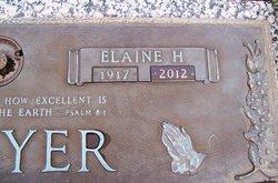 Elaine Adeline Charlotte <i>Eisenmann</i> Bowyer