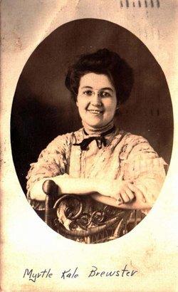 Myrtle Alice <i>Kale</i> Brewster
