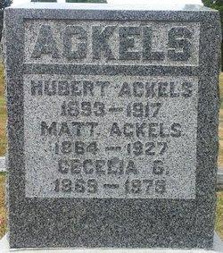 Matthew Ackels