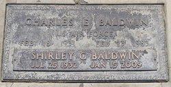 Charles E Baldwin
