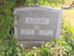 Eva B <i>Hurley</i> Adams