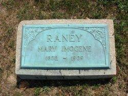 Mary Imogene Mollie <i>Leight</i> Raney