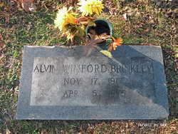 Alvin Winford Brinkley