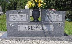 Donald Bryson Creswell
