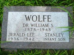 Dr William Stortz Wolfe