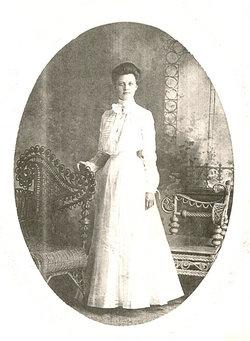 Mary Myrtle <i>Barrick</i> Hoover