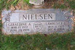 Geraldine Amelia <i>Johnson</i> Nielsen