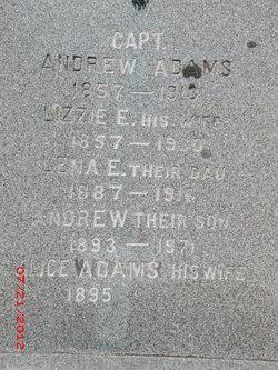 Andrew Adams, III