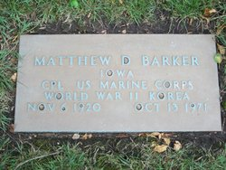 Matthew Dodge Barker