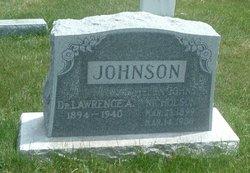 Helen <i>Johnson</i> Nicholson