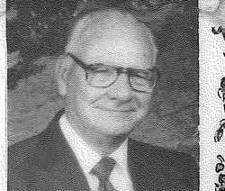Frederick Edward Fritz Blaine, Sr