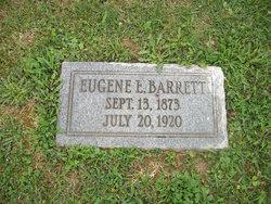Eugene E. Barrett