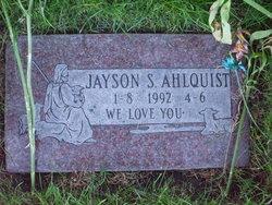 Jayson S. Ahlquist