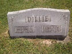Emma <i>Jones</i> Dillie