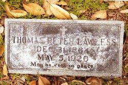 Thomas Peter Lawless