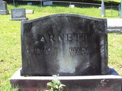Nancy Jane <i>Wilson</i> Arnett
