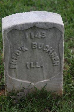 Frederick Buchrer