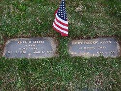 Ruth B Allen