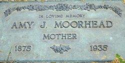 Amy J <i>Tague</i> Moorhead