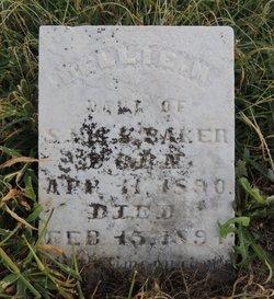 Dellie M. Baker
