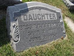 Bessie C. Latimer