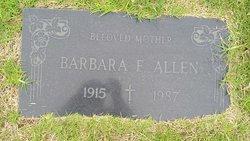 Barbara F. Allen