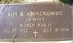 Roy R. Abercrombie