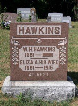 Eliza A. <i>Strange</i> Hawkins